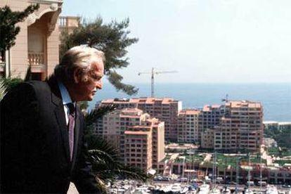 Raniero, en una foto tomada en 1989 en Mónaco.