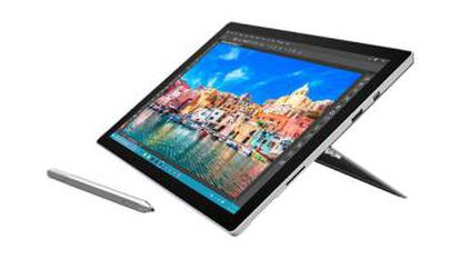 Modelo Microsoft Surface Pro 4.