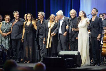 Serrat, Noa y Miguel Poveda, entre otros, participan en el concierto organizado por la Fundación Pasqual Maragall.