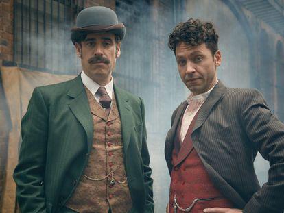 'Houdini & Doyle', suspense y lucha de egos