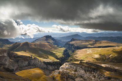 El cañón de Añisclo, una de las joyas de la comarca de Sobrarbe, puerta al parque nacional de Ordesa.