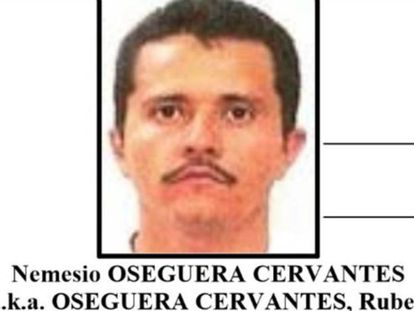 Ficha de Nemesio Oseguera 'El Mencho', líder del Cartel Jalisco Nueva Generación.