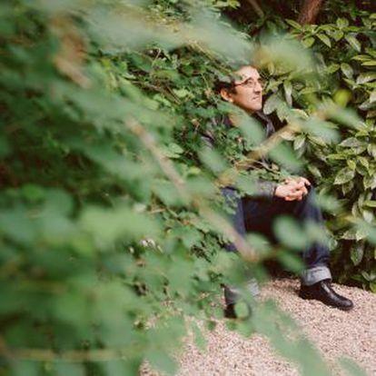 El escritor Roberto Bolaño (1953-2003)