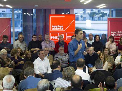 """Pedro Sánchez: """"Rajoy está en estado de shock, paralizado por la corrupción"""""""