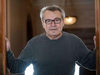 El cineasta checo, de 86 años, obtuvo dos  oscars  por  Alguien voló sobre el nido del cuco  y  Amadeus