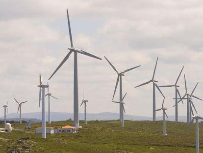 Parque eólico de Vilán