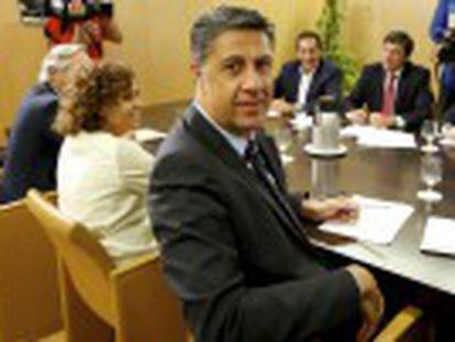 El partido ha presentado en el Congreso una proposición de ley para que el tribunal tenga capacidad sancionadora si se incumplen sus sentencias. La broma se ha terminado , afirma García Albiol