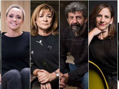 La nueva ficción española, explicada en seis personajes