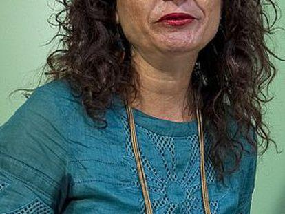 La consejera de Salud y Bienestar Social, María Jesús Montero.