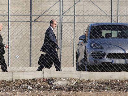 Anticorrupción sitúa a una empresa pública en el origen de la fortuna de Granados