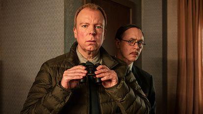 Steve Pemberton y Reece Shearsmith, en un capítulo de la sexta temporada de 'Inside nº 9'.