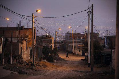El distrito al norte de Lima donde vive Alix