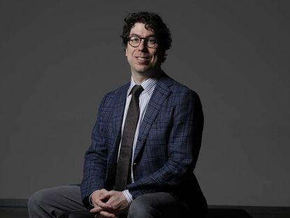 Jonathan Zittrain, director del Centro Berkman Klein de Internet y Sociedad de la Universidad de Harvard.