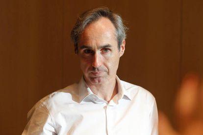 El consejero delegado de Evo Banco, Enrique Tellado