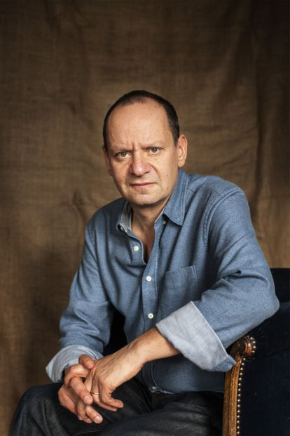 El escritor y jurista Philippe Sands.