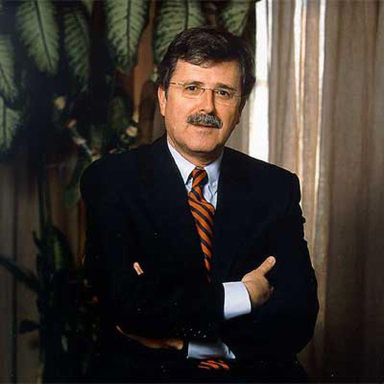 Enrique Locutura, director general de Repsol-YPF.