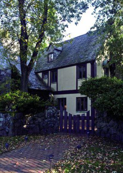 La mansión Corleone, en el 110 Longfellow road de Staten Island.