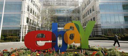 Sede de eBay en San José (California).