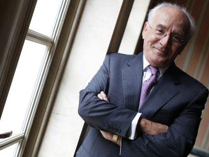 El neurocientífico Carlos Belmonte.
