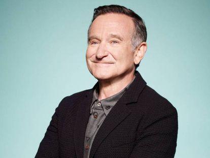 Robin Williams en una imagen promocional tomada en 2013, un año antes de su fallecimiento. En vídeo, el tráiler del documental 'Robin's Wish'.