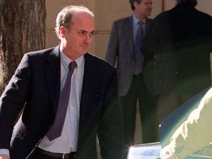 Imagen de archivo del juez Manuel García-Castellón.