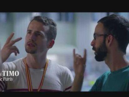 Timothée-Paul Massenet participa en el documental  The best day of my life  que se rueda estos días en Madrid con el World Pride como telón de fondo