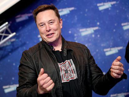 Elon Musk, en una intervención reciente.