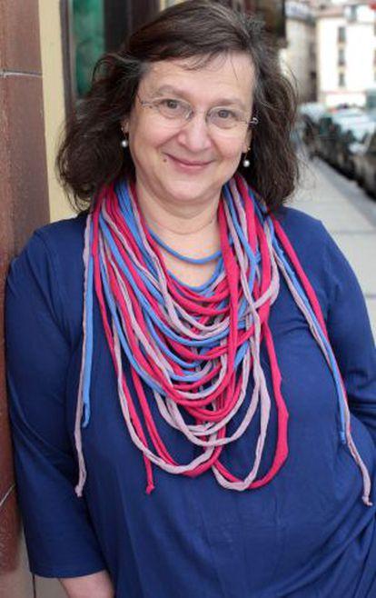 La escritora argentina Clara Obligado