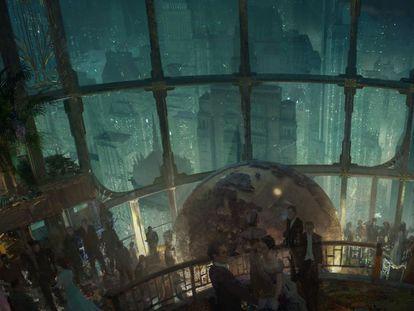 Imagen del videojuego 'BioShock', que cuenta con música de Tallarico.
