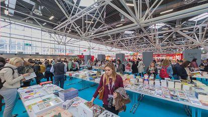 La Feria del Libro Infantil y Juvenil de Bolonia.