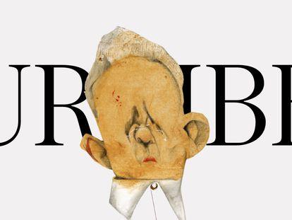 Álvaro Uribe, la sombra política de Colombia