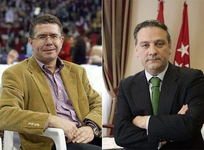 Francisco Granados y Alfredo Prada.
