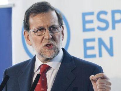 El líder del PP define su campaña como la única a favor de todos los españoles y que puede frenar  la deriva radical