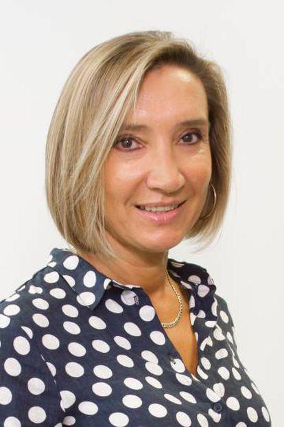 María Victoria Seco Fernández, directora general de Telecomunicaciones de la Junta de Castilla y León