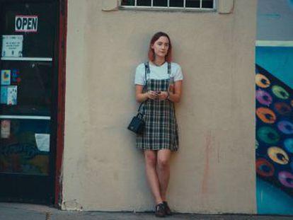 La actriz, que debuta como directora, obtuvo el Globo de Oro por la maravillosa  Lady Bird , que se estrenará el 23 de febrero