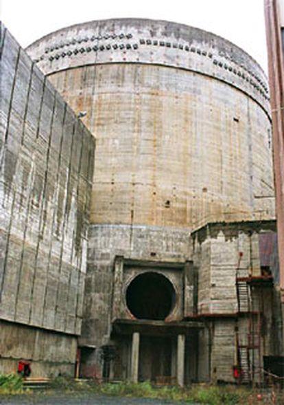 Fotografía <i>Reactor</i> (2003-2004), de Marisa González, de la exposición <i>Nuclear LMNZ / Mecanismos de control.</i>