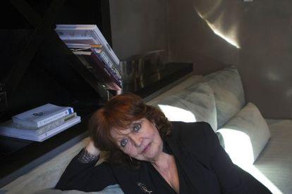 La escritora barcelonesa Cristina Fernández Cubas.