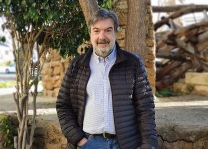 El periodista y escritor Miguel Ángel Villena, el pasado miércoles.