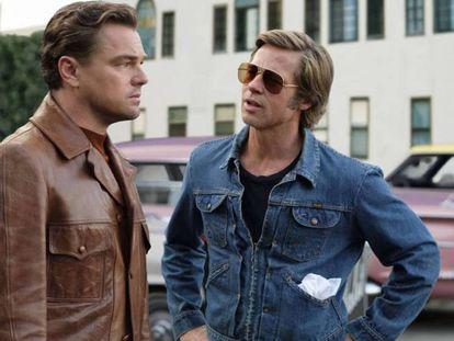 'Érase una vez en... Hollywood' es la primera 'buddy movie' de Tarantino con dos blancos y ha tenido que ambientarla en la última década donde esa combinación no levantó cejas, los setenta. En vídeo, tráiler de la película.