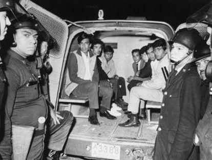 Se cumplen 50 años de la masacre en Tlatelolco previa a la apertura de los históricos Juegos Olímpicos de México 68