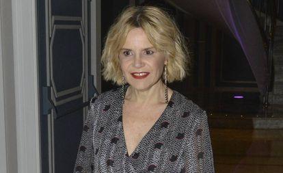 Eugenia Martinez de Irujo, en noviembre de 2019 en Madrid.
