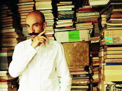 Jesús Carrasco, autor de 'Intemperie'.