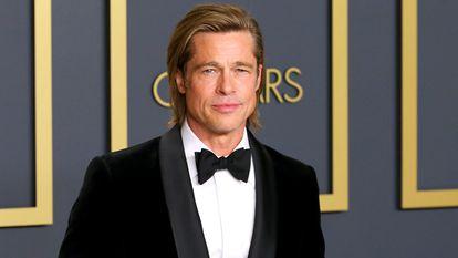 Brad Pitt, en los premios Oscar de 2020.