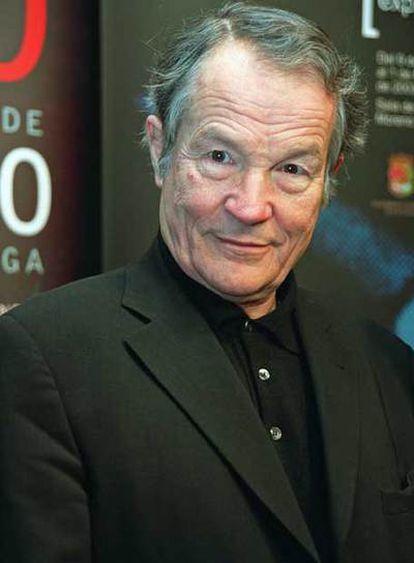 Peter Stein, en una fotografía tomada en 2003.