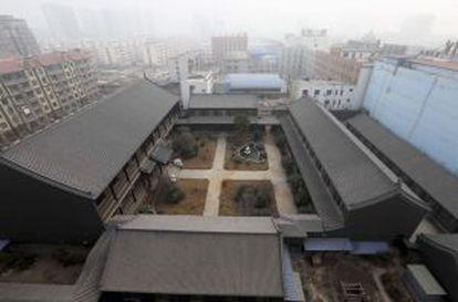 La masión del exgeneral Gu Junshan en Puyang (Henan).