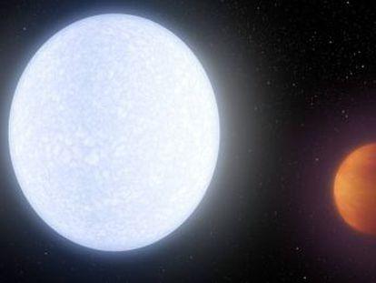Estrellas que arden a 10.000ºC y gigantes de miles de millones de años de antigüedad son algunos de los objetos celestes más excesivos que conocemos
