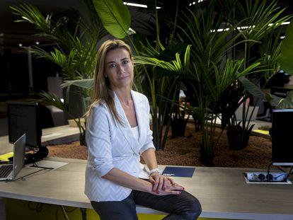 Anna Gener, CEO Barcelona Savills Aguirre Newman.
