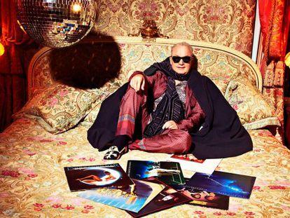 El músico y productor Giorgio Moroder, en una imagen de archivo.