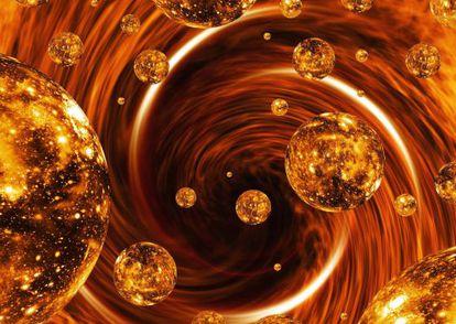 Los multiversos -por oposición al universo- son uno de los campos de investigación.