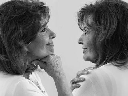 María Teresa Campos, el 29 de junio en Madrid. FOTO: LUIS SEVILLANO | VÍDEO: SAÚL RUIZ Y PAULA CASADO.